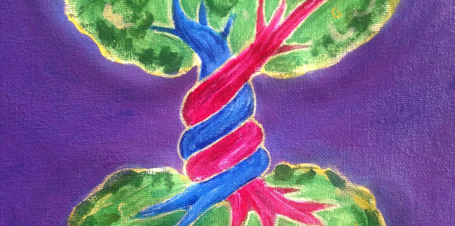 K'gavna - Feliza Painting