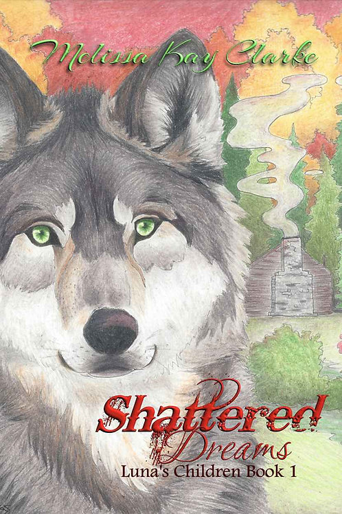 Shattered Dreams Autographed