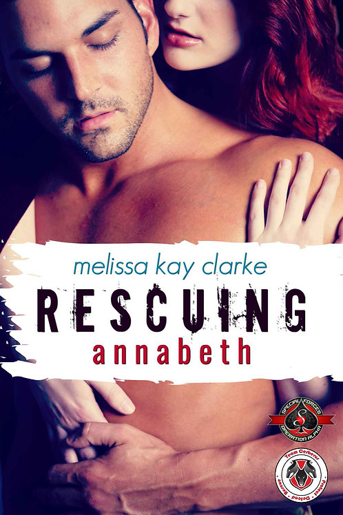 Rescuing Annabeth Autographed