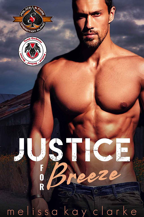 Justice for Breeze Autographed