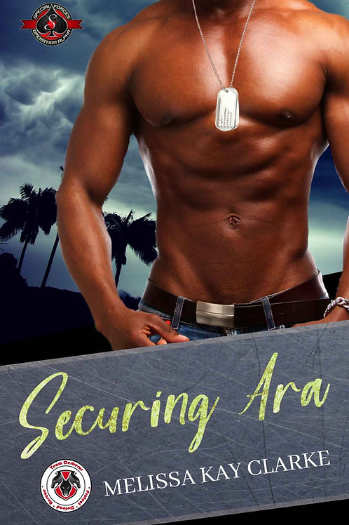 Securing Ara Autographed