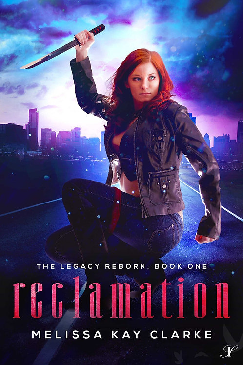 Reclamation Autographed