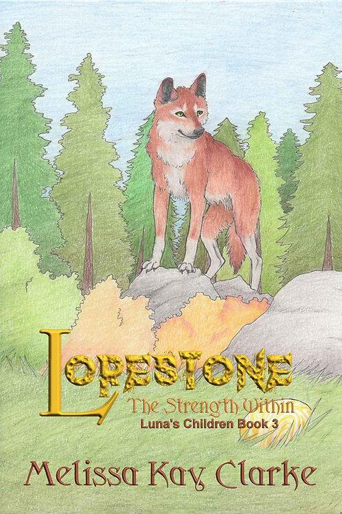 Lorestone Autographed