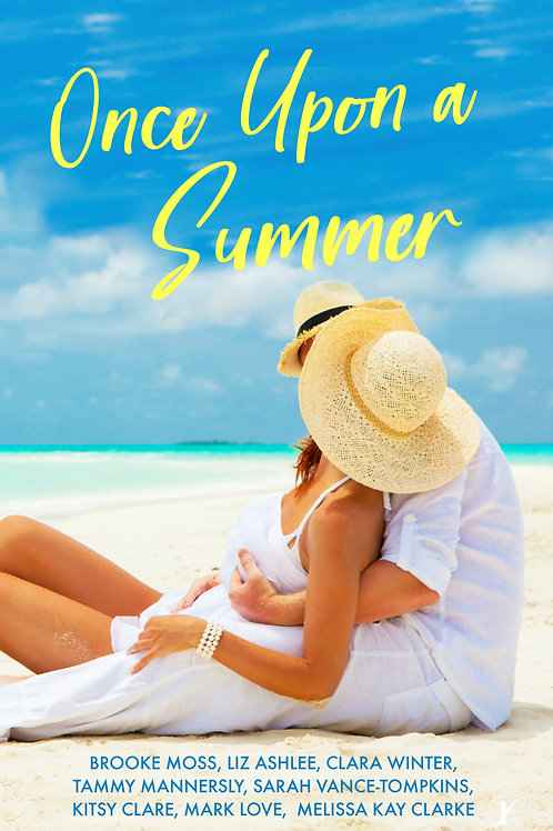 Once Upon a Summer Autographed