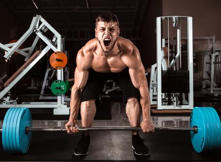 ¿Gritar a la hora de hacer ejercicio te da más fuerza?