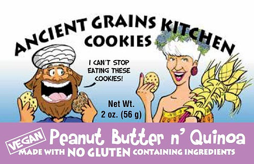 Peanut Butter & Quinoa
