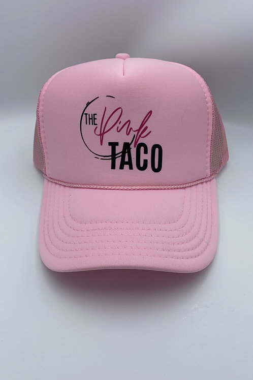 Pink Taco Hat