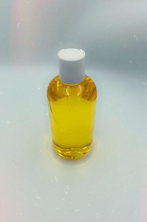 Vanilla lavender body oil
