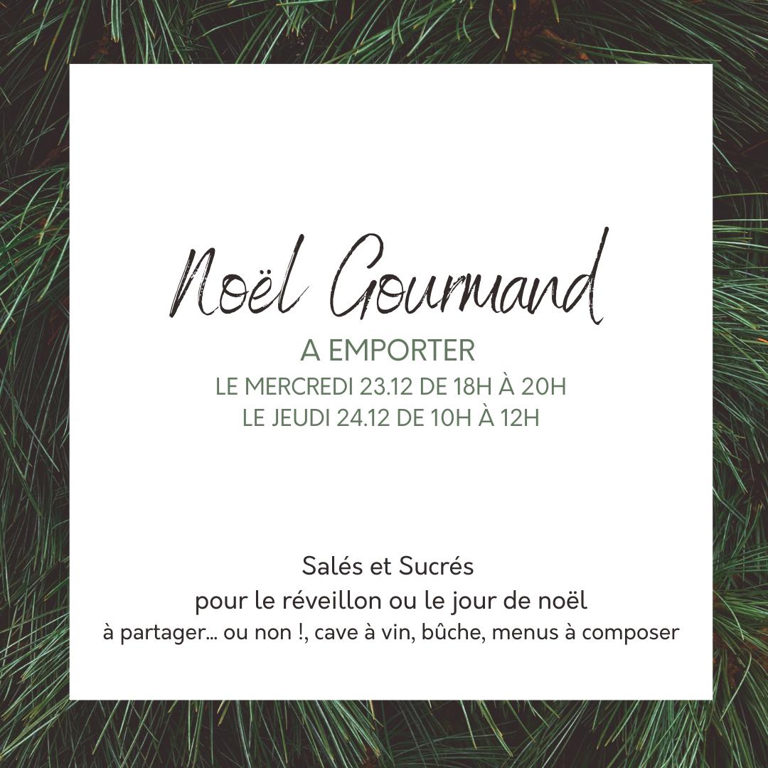 Noel Gourmand