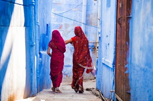The anomaly of women's work and education in India