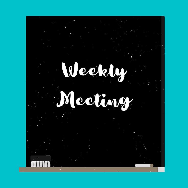 Dance Oregon Weekly Meeting