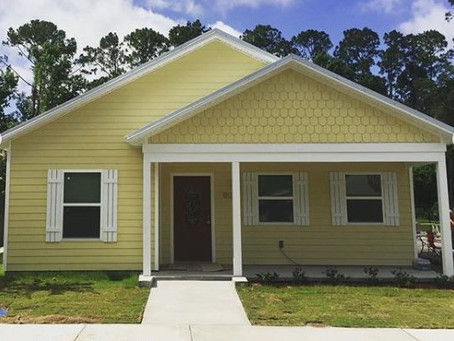 Volunteer Experience with Habitat for Humanity - St. Augustine, FL