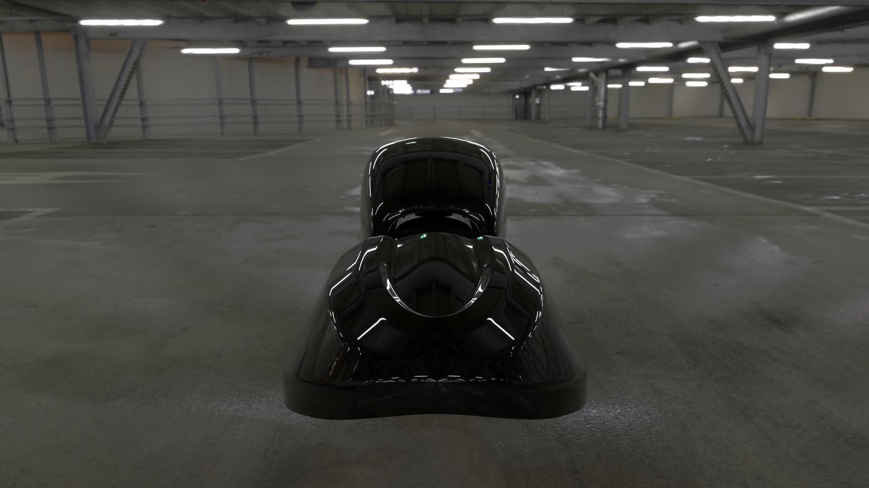 Vred All Parts All Black Garage Back1.pn