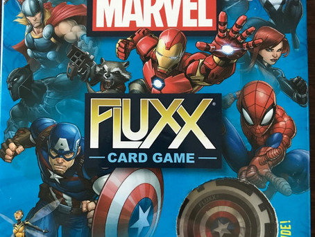 Marvel Fluxx - Dastardly Review #127