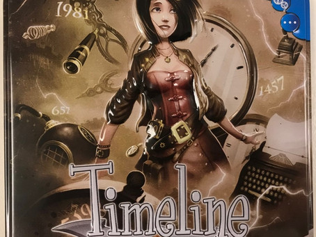 Timeline: Inventions - Dastardly Review #115