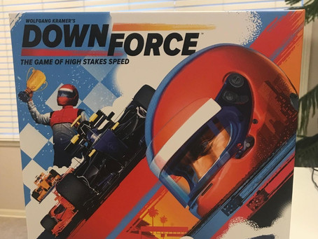Downforce - Dastardly Review #110