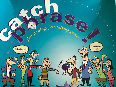 Catch Phrase - Dastardly Review #040