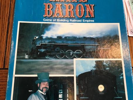 Rail Baron - Dastardly Review #005