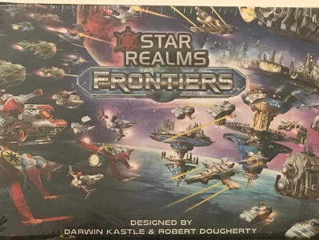 Star Realms Frontiers - Unboxing