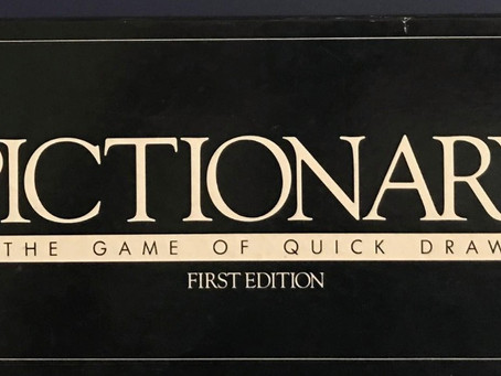 Pictionary - Dastardly Review #013