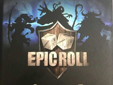 Epic Roll - Dastardly Review #093