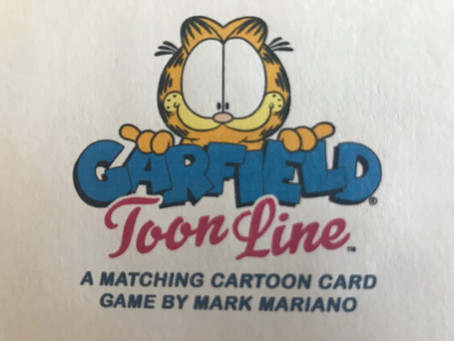 Garfield Toon Line - Dastardly Review #114