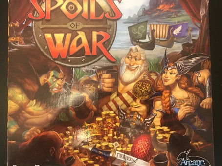 Spoils of War - Dastardly Review #117