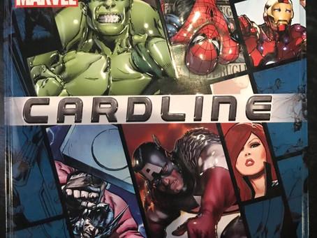 Cardline Marvel - Dastardly Review #102