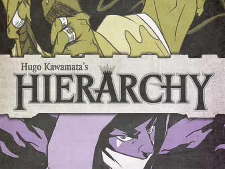 Hierarchy - Dastardly Review #126