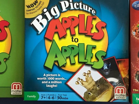 Apples to Apples - Dastardly Review #034