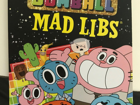 Mad Libs - Dastardly Review #029