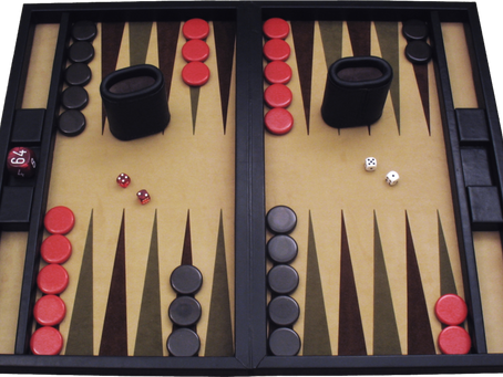 Backgammon - Dastardly Review #055