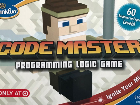 Code Master - Dastardly Review #066
