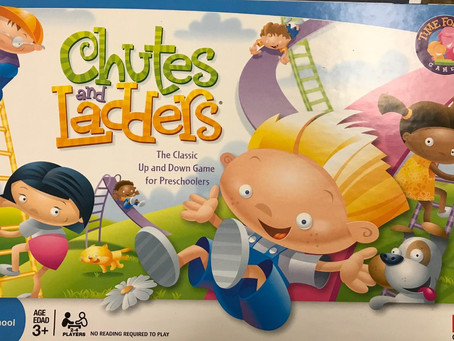 Chutes and Ladders - Dastardly Review #030