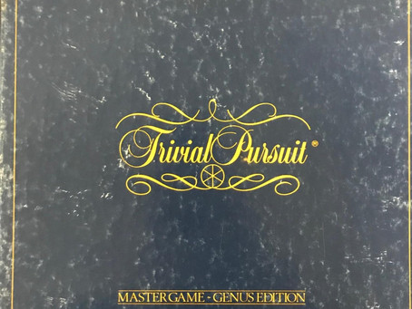 Trivial Pursuit - Dastardly Review #011