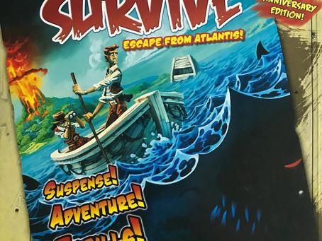 Survive: Escape from Atlantis - Dastardly Review #099