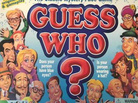Guess Who? - Dastardly Review #020