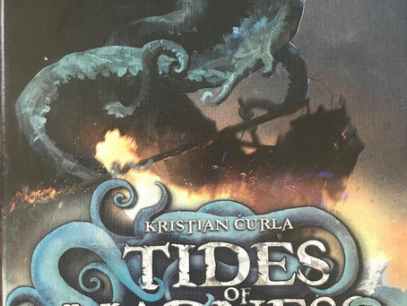 Tides of Madness - Dastardly Review #107