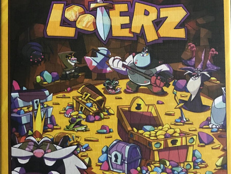 Looterz - Dastardly Review #097