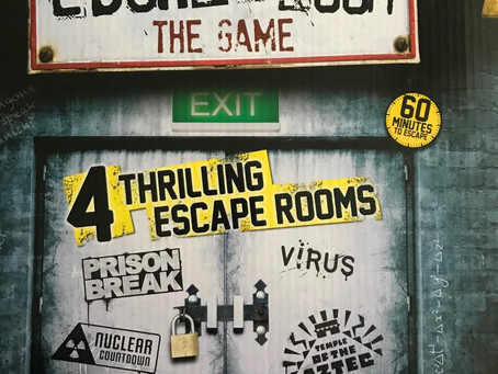 Escape Room The Game - Dastardly Review #079