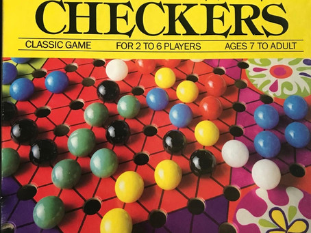 Chinese Checkers - Dastardly Review #070