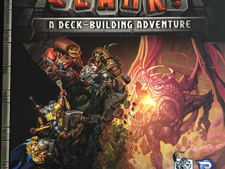 Clank! A Deck Building Adventure - Dastardly Review #100