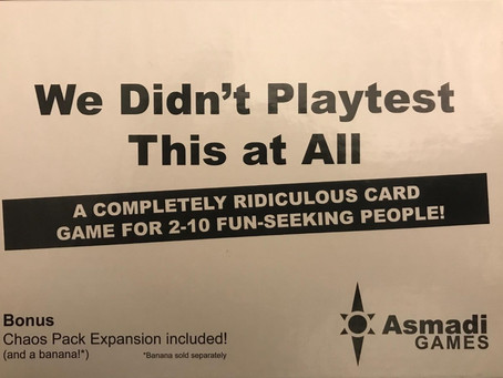 We Didn't Playtest This at All - Dastardly Review #026
