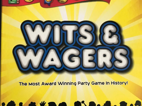 Wits and Wager - Dastardly Review #053