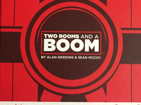 Two Rooms and a Boom - Dastardly Review #091