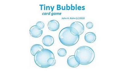 Tiny Bubbles - Dastardly Review #006