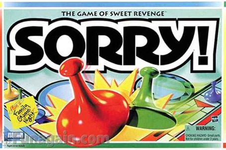 Sorry! - Dastardly Review #025