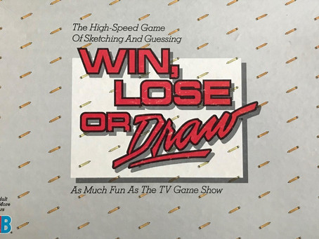 Win Lose or Draw - Dastardly Review #049