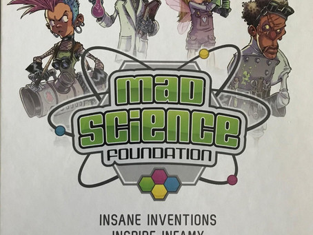 Mad Science Foundation - Dastardly Review #090