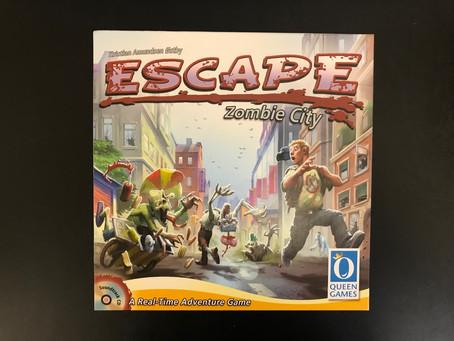 Escape: Zombie City - Unboxing